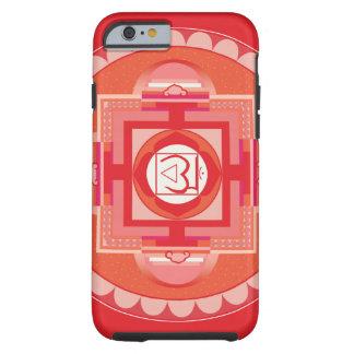 iPhone 6s Tough Mandala Chakra Tough iPhone 6 Case