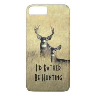 iPhone 7/6Plus Masculine White Tail Mule Deer Buck iPhone 7 Plus Case