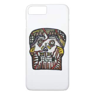 iPhone 7/ 6s Barely There Day of the Dead Skull Case-Mate iPhone Case