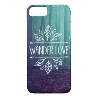 iPhone 7 & 6s -Wander Love iPhone 7 Case