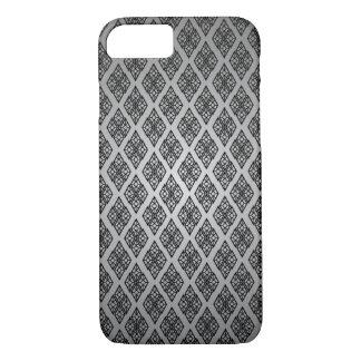 iPhone 7/8 case | Elegant,Grey, Fancy, Pattern