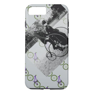 iPhone 7-ALBUM BIKING COLLAGE - WHEELS & MEMORIES iPhone 7 Plus Case