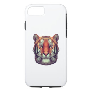 iPhone 7 amazing abstract Tiger case