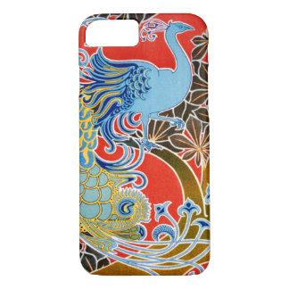 iPhone 7 Art Nouveau Peacock iPhone 7 Case
