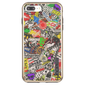 Iphone 7 Back Case (Fully Tattooed)