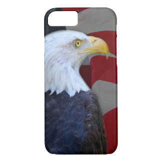 iPhone 7, Barely There/American Bald Eagle iPhone 7 Case