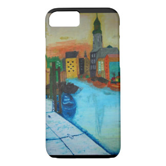iPhone 7, Barely There - Decor: Hamburg Fleet iPhone 7 Case
