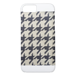 iPhone 7 Barely There Houndstooth Case