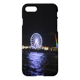 iPhone 7 Beach Ocean Night Scene iPhone 7 Case