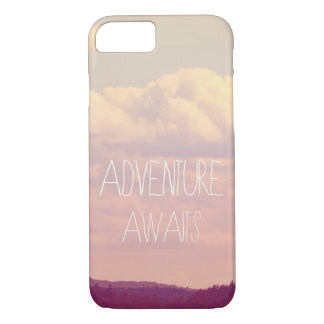 iPhone 7 case  ..... Adventure Awaits
