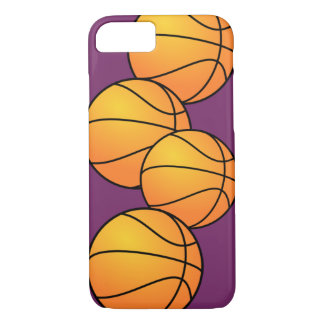 iPhone 7 Case-Basketball iPhone 7 Case