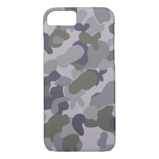 Iphone 7 case Camouflage Australian Auscam Navy