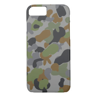 Iphone 7 case Camouflage Australian DCP airforce