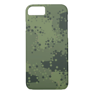 Iphone 7 case Camouflage Swedish baracuda