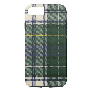 iPhone 7 case Campbell Dress Modern Tartan