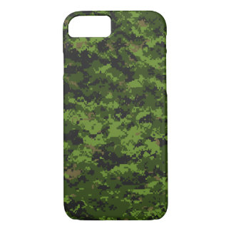 Iphone 7 case Canadian Camouflage CADPAT
