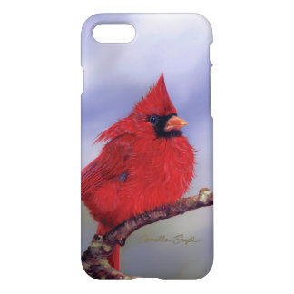 """iPhone 7 Case """"Cardinal"""" by Camille Engel"""