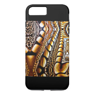 iPhone 7 CASE - FEATHER ART PATTERN