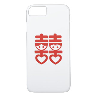 iPhone 7 Case for Chinese Newlywed