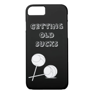iPhone 7 case -  getting old