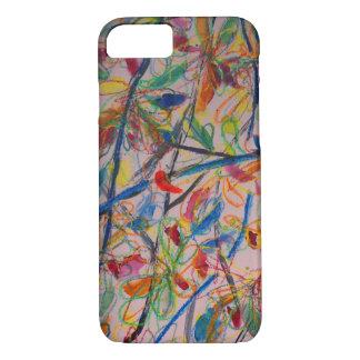 IPhone 7 Case Happy Flower