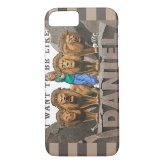 iPhone 7 Case - I Want To Be Like Daniel-Female