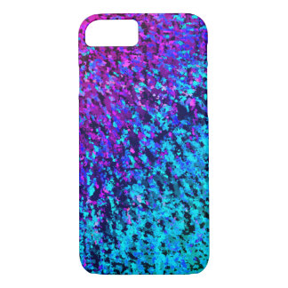 iPhone 7 Case Informel Art Abstract