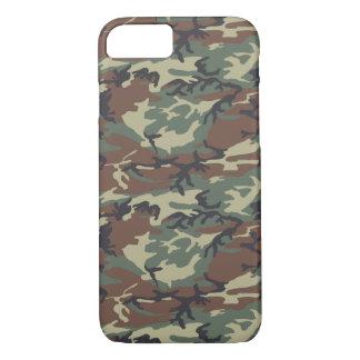 Iphone 7 case Italian Camouflage Mimetico Roma 90