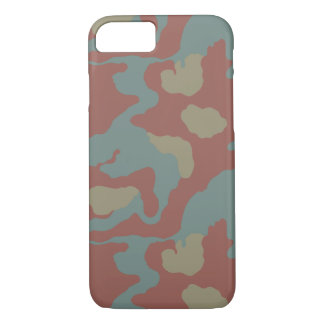 Iphone 7 case Italian Camouflage Telo Mimetico 29