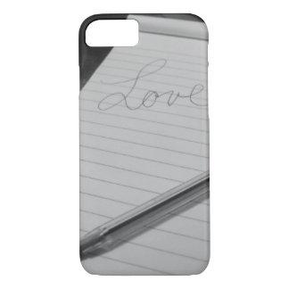 iPhone 7 case Love