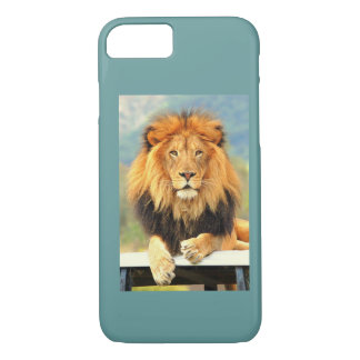 iPhone 7 case Male Lion King of the Jungle