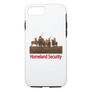 iPhone 7 case Native American Homeland Security