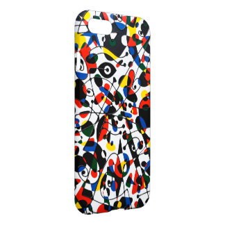 iPhone 7 Case Nécessitent-encore inspired by Miro