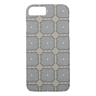 iPhone 7 case - Optical Illusion Gray