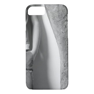 iPhone 7 Case Photo Black & White Barely There
