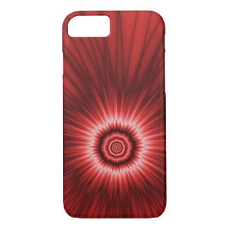 iPhone 7 Case  Red Explosion