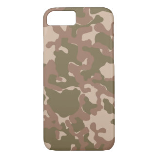 Iphone 7 case Russian Soviet Camouflage 1983 TTsKO
