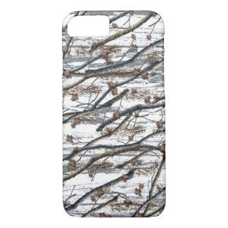 iPhone 7 case snow camo case cover