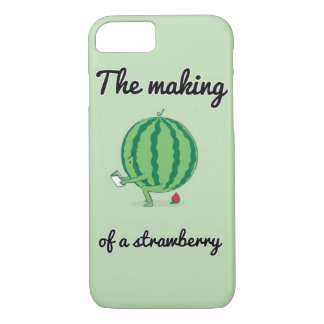 iPhone 7 case - strawberry