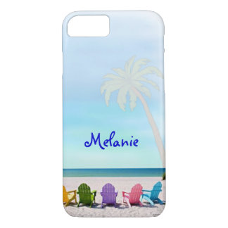 iPhone 7 Case Summer Beach Days DESIGN