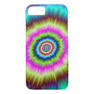 iPhone 7 Case   Tie Dye Explosion