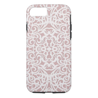 iPhone 7 Case Tough Floral abstract background