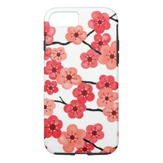 iPhone 7 case with Cherry Blossoms