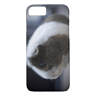 iPhone 7 case with cute guinea pig