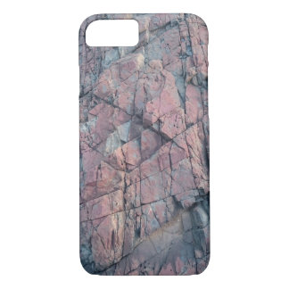 iPhone 7 case with designer graphic of ROCK
