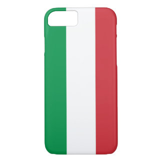 iPhone 7 case with Flag of Italy