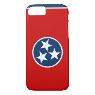 iPhone 7 case with Flag of Tennessee