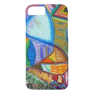 Iphone 7 Case with original abstract design