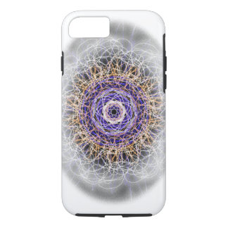 iPhone 7 case with shadowed design