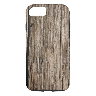 iPhone 7 case wood vintage